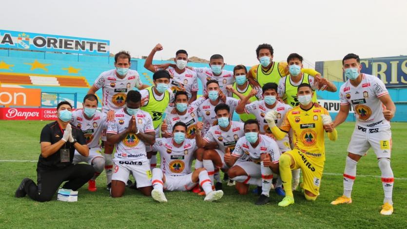 Liga1 Movistar: Ayacucho FC derrotó 1-0 a Carlos A. Mannucci y es el ganador del grupo B