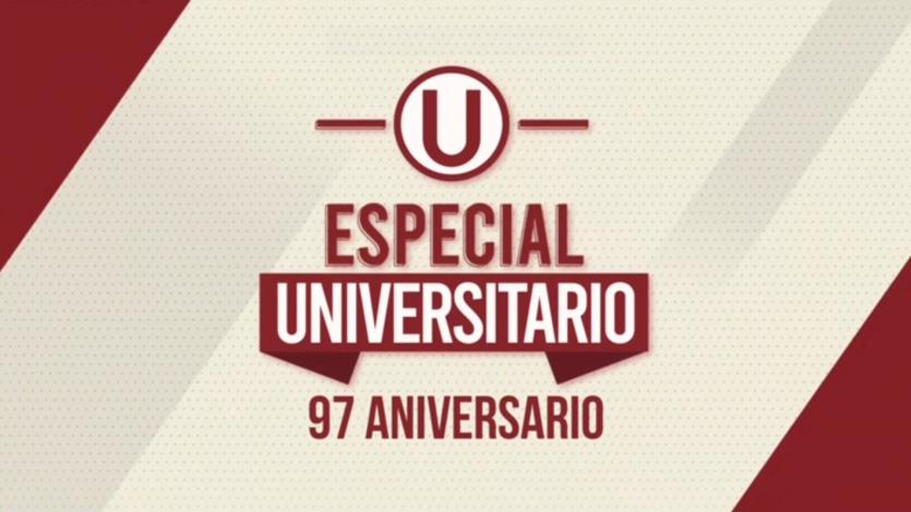 Universitario de Deportes cumplió 97 años y en GOLPERU le rendimos este homenaje (VIDEO)