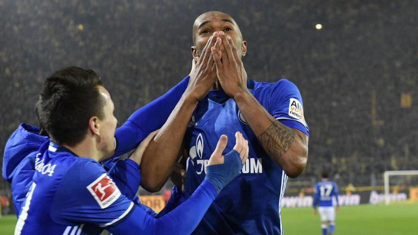 Bundesliga: Schalke 04 logró empatar tras ir perdiendo 4-0