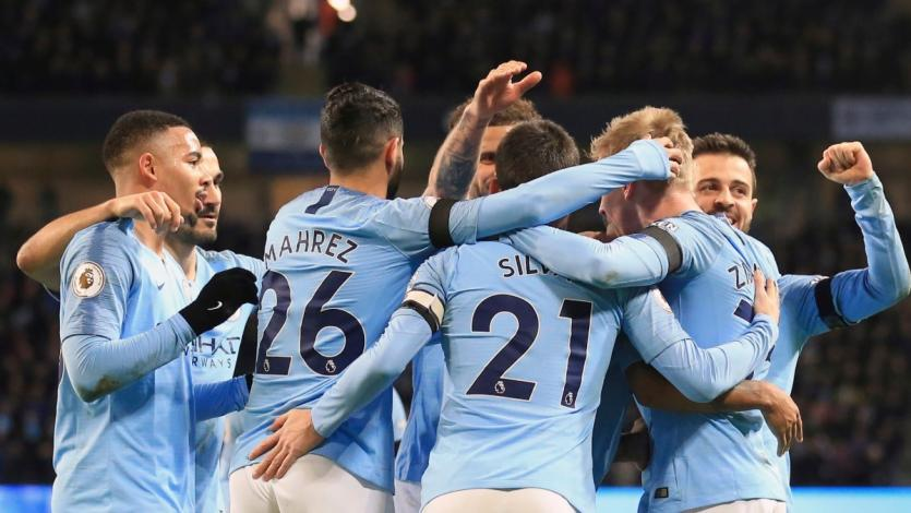 Manchester City somete al Chelsea goleándolo 6-0