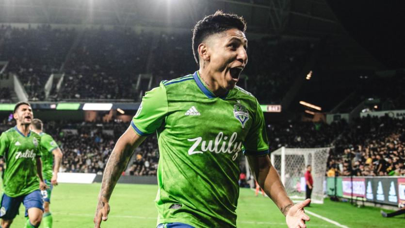 Seattle Sounders: Raúl Ruidíaz recibió su Green Card y ya no ocupa plaza internacional en la MLS