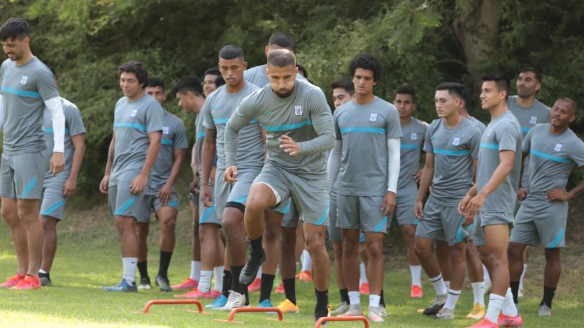 Alianza Lima: conoce el posible once del debut ante Cusco FC