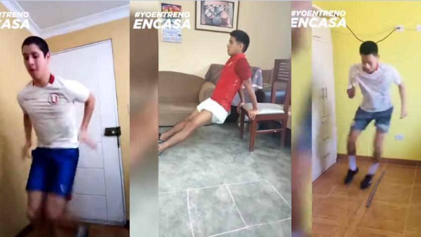 Universitario de Deportes: su reserva se fortalece de la mejor manera desde casa (VIDEO)