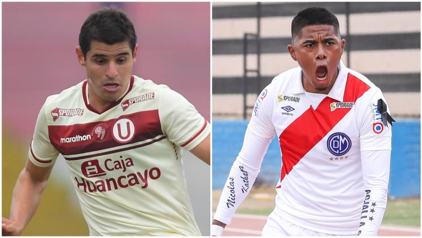 Liga1 Betsson: probables alineaciones de Universitario ante Deportivo Municipal por la jornada 11 de la Fase 2