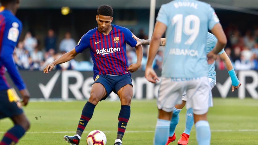 Con un equipo plagado de suplentes, Barcelona cayó 2-0 ante Celta