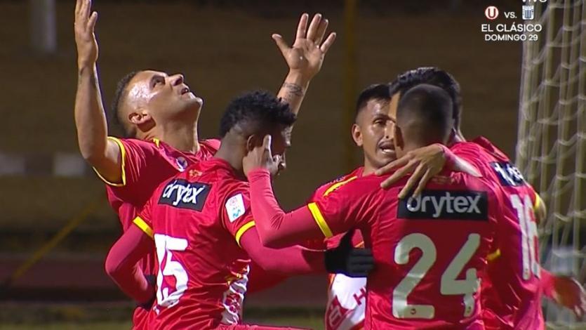 Copa Bicentenario: Sport Huancayo se hace fuerte en casa y derrota por 2-0 a Cantolao (VIDEO)