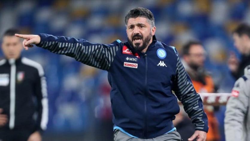 Champions League: Gennaro Gattuso espera que su Napoli llegue bien al partido contra Barcelona