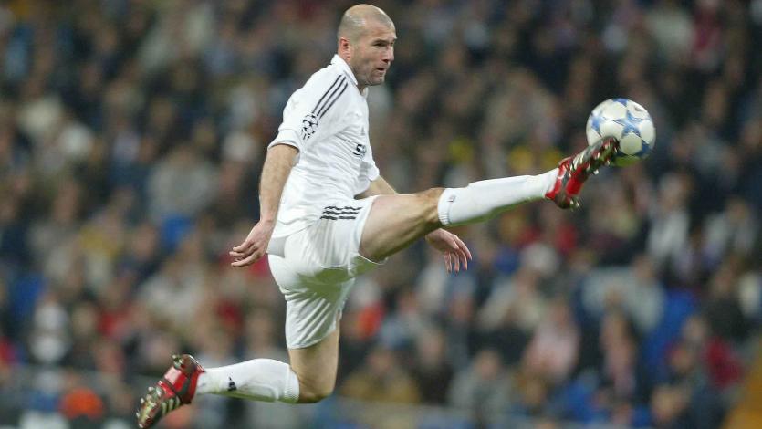Zinedine Zidane: los dos momentos especiales que vivió un 9 de julio