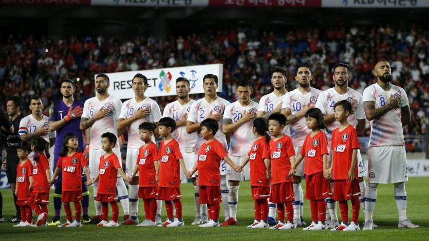 El once de Chile para medirse ante Perú