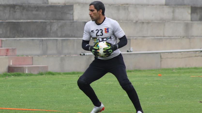 """Diego Morales: """"Tenemos que ir partido a partido para lograr clasificar a un torneo internacional"""" (VIDEO)"""