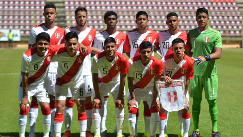Selección Peruana Sub 20 ya tiene calendario para el Sudamericano de Chile
