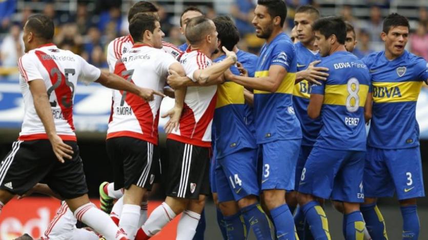 VIDEO: Revive los duelos directos entre Boca Juniors y River Plate en Copa Libertadores