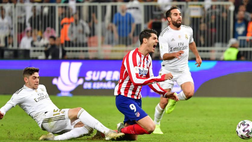 Federico Valverde, el hombre que se hizo expulsar para salvar al Real Madrid: