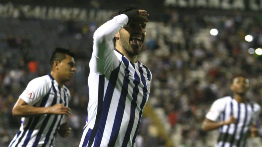 Alianza Lima venció a UTC y se puso a un punto del líder