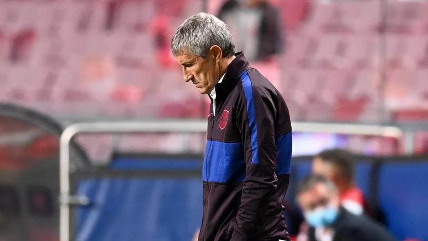 FC Barcelona: los nombres que suenan para reemplazar a Quique Setién