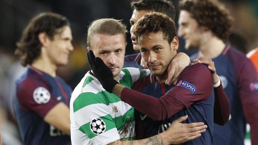 Champions League: PSG dio cátedra de fútbol y venció 7-1 al Celtic