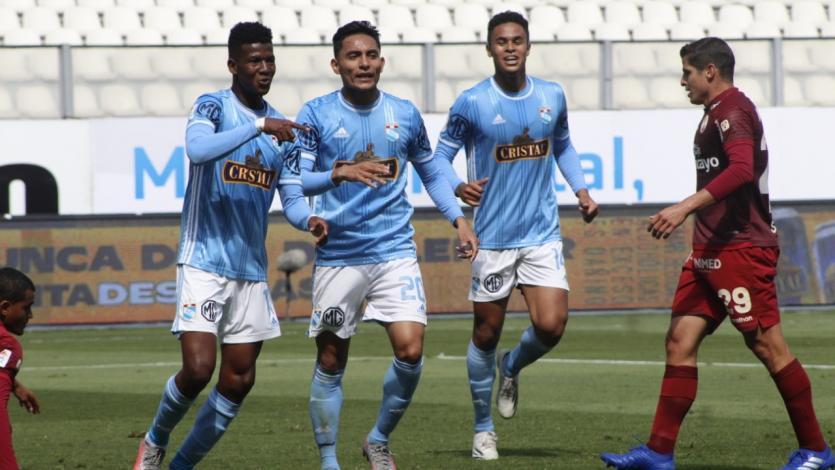 Liga1 Movistar: Sporting Cristal derrotó por la mínima a Universitario por la fecha 18