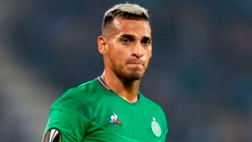 Ligue 1: Miguel Trauco volvió a jugar con el Saint Étienne después de siete meses y medio