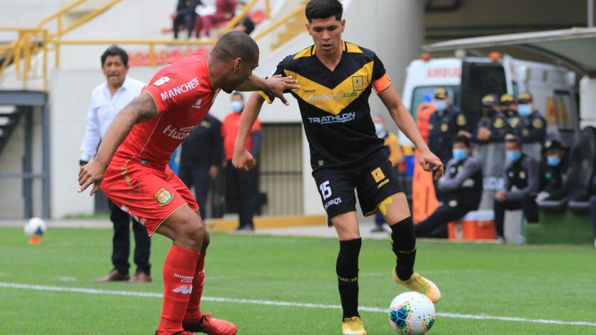 Liga1 Betsson: Academia Cantolao igualó 0-0 con Sport Huancayo (VIDEO)