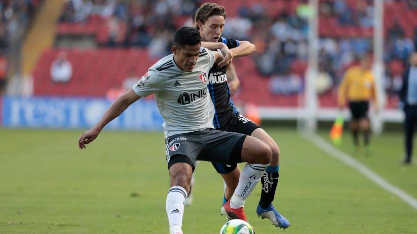 Con Anderson Santamaría, Atlas ganó en esu debut por la Liga MX