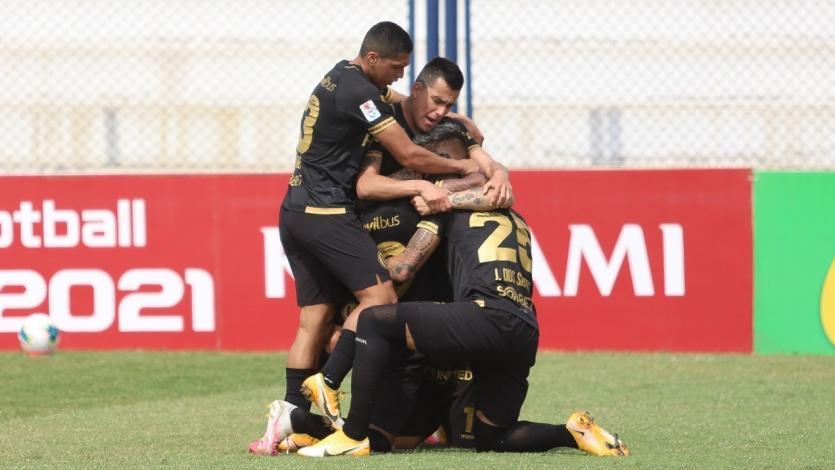 Liga1 Movistar: Universitario derrotó 2-0 a Binacional por la fecha 9 del grupo A y jugará la final del torneo