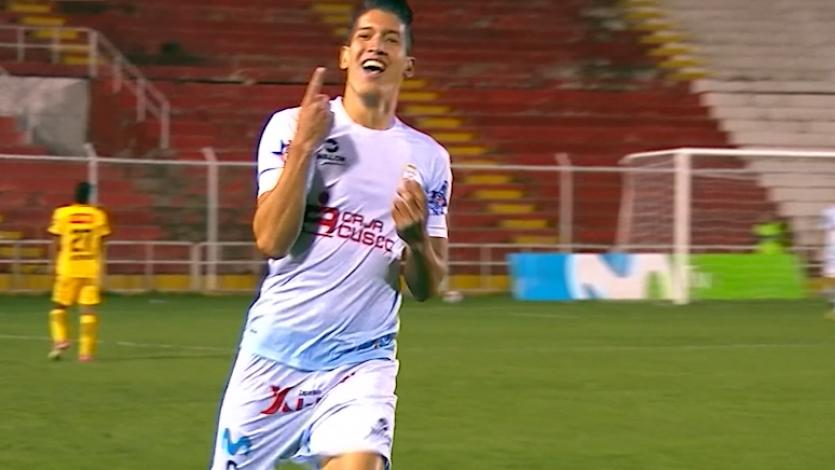 Real Garcilaso venció 1-0 a Academia Cantolao