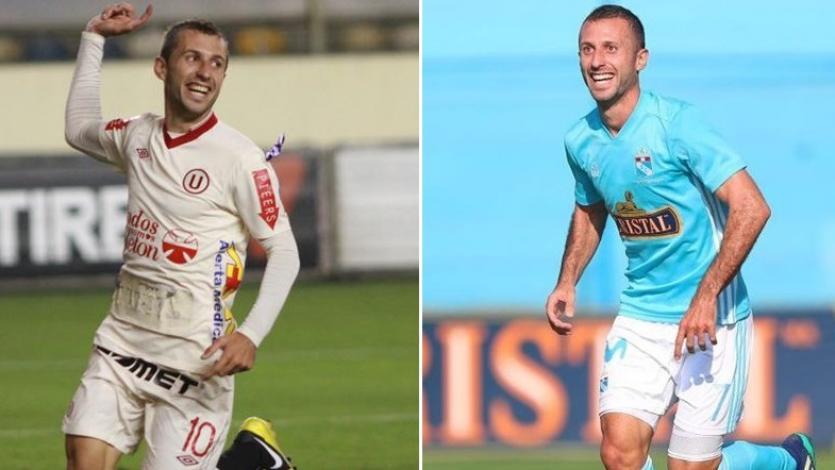Universitario vs Sporting Cristal: ¿qué jugadores estarán en la final y vistieron ambas camisetas?