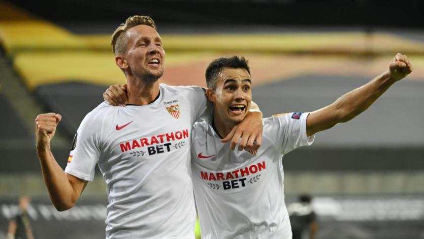Sevilla es de Europa League: jugará su sexta final tras eliminar al Manchester United