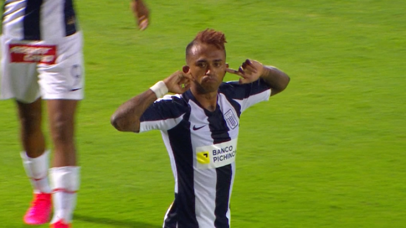 Liga1 Movistar: Joazhiño Arroé marcó su mejor gol ante Deportivo Municipal (VIDEO)