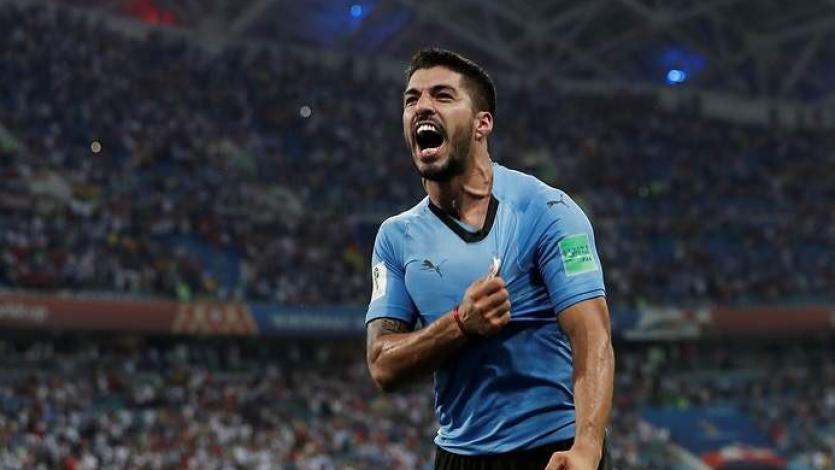 Uruguay: con Luis Suárez a la cabeza, la lista para la China Cup