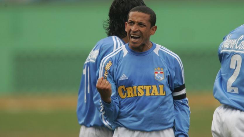 Jugó de lateral, volante y delantero: Jorge Soto recordó su paso por Sporting Cristal (VIDEO)