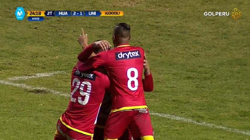 EN VIVO por GOLPERU: Sport Huancayo 2-1 Universitario