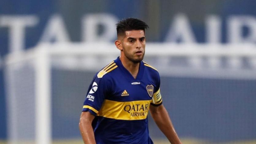 Boca Juniors informó que Carlos Zambrano será baja en el primer equipo