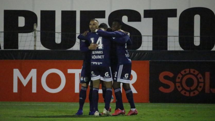 Liga1 Movistar: Sporting Cristal superó por 6-3 a Deportivo Binacional (VIDEO)