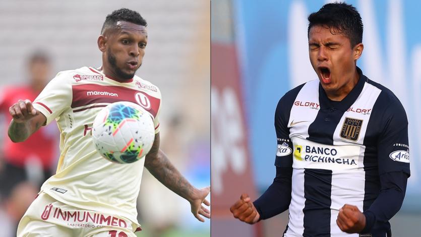 Liga1 Betsson: así formarían Universitario y Alianza Lima para enfrentarse en el clásico
