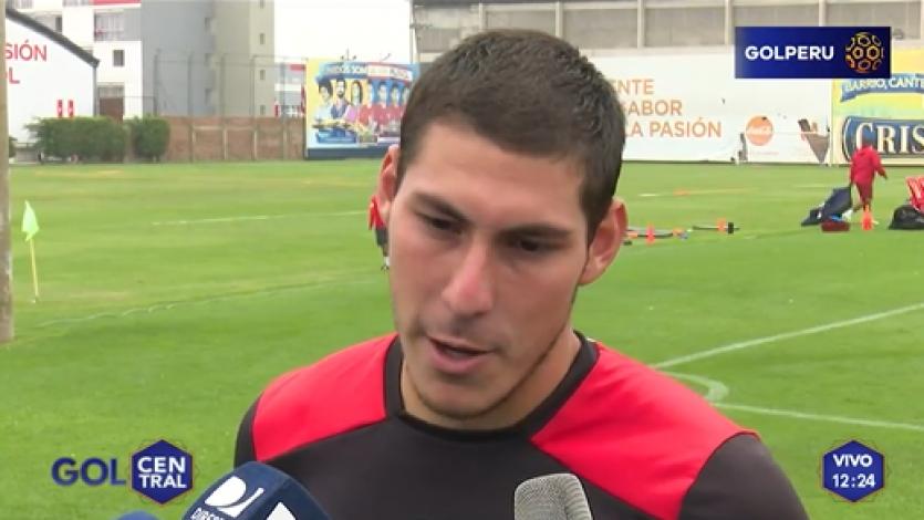 """Marco Saravia: """"Ir al Mundial es una oportunidad única en la vida"""""""