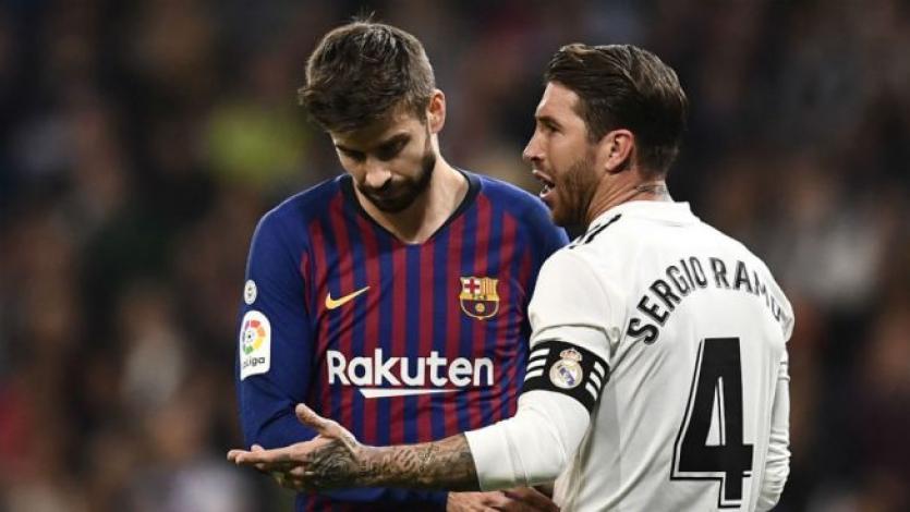 Clásico español entre Real Madrid y Barcelona ya no se jugará a finales de octubre