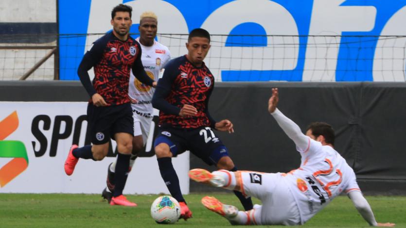 Rodrigo Vilca está muy cerca de llegar al Newcastle United de la Premier League