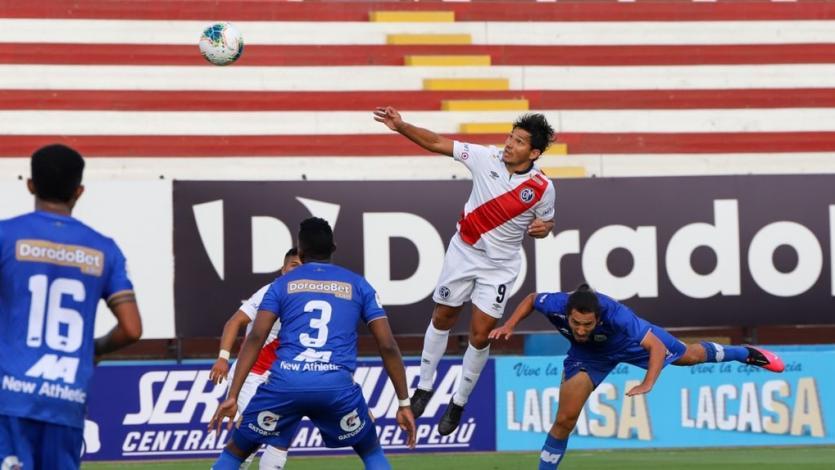 Liga1 Betsson: Roberto Ovelar marcó en el fútbol peruano después de siete años (VIDEO)