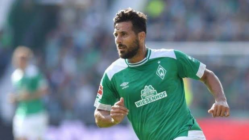 Con Claudio Pizarro, Werder Bremen igualó ante el Wolfsburgo