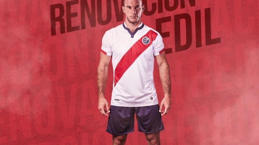 OFICIAL: Adrián Zela renovó con Deportivo Municipal