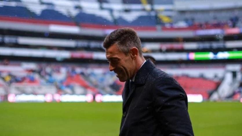 Yoshimar Yotún se quedó sin técnico en el Cruz Azul tras el despido de Pedro Caixinha