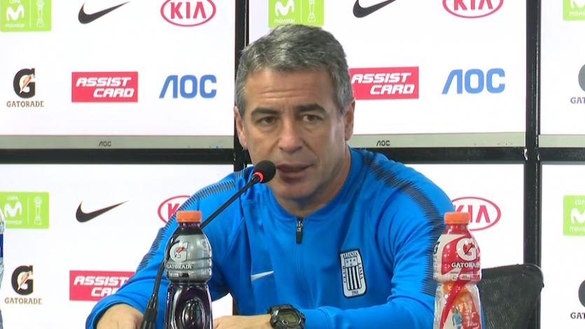 """Pablo Bengoechea: """"Nos golpeó no ganar el Torneo Apertura, pero nos recuperamos"""""""