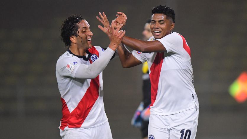 Copa Bicentenario: Deportivo Municipal derrotó 1-0 a Academia Cantolao y accedió a los octavos de final (VIDEO)