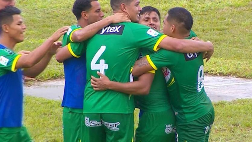 Sport Huancayo superó de visita a Unión Comercio y todavía sueña con clasificar a la Copa Libertadores (VIDEO)