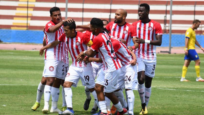 Liga2: Unión Huaral superó por 3-2 a Comerciantes Unidos y clasificó a los playoffs como líder