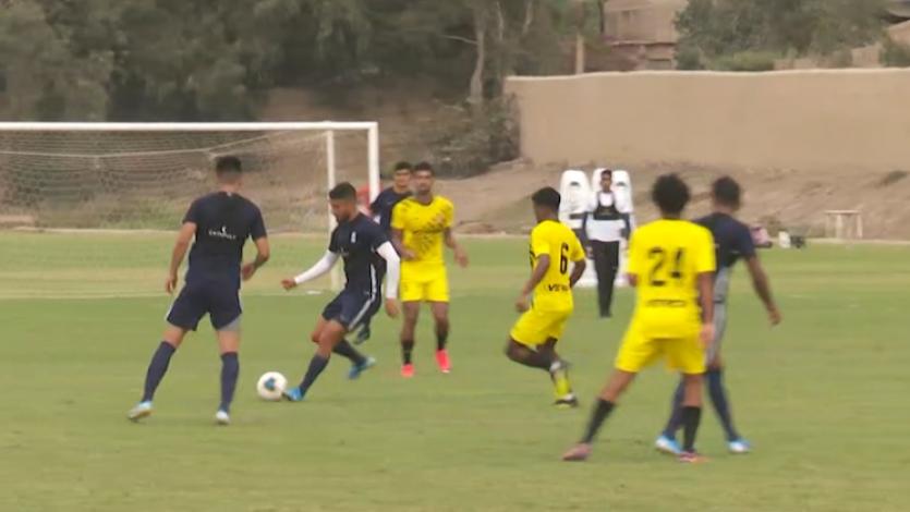Alianza Lima se impuso 3-0 sobre Academia Cantolao en un partido amistoso (VIDEO)