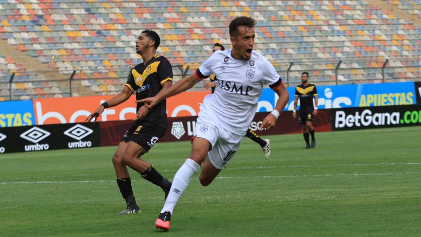 Liga1 Betsson: Universidad San Martín triunfó 1-0 sobre Academia Cantolao por la fecha 6 de la Fase 1 (VIDEO)