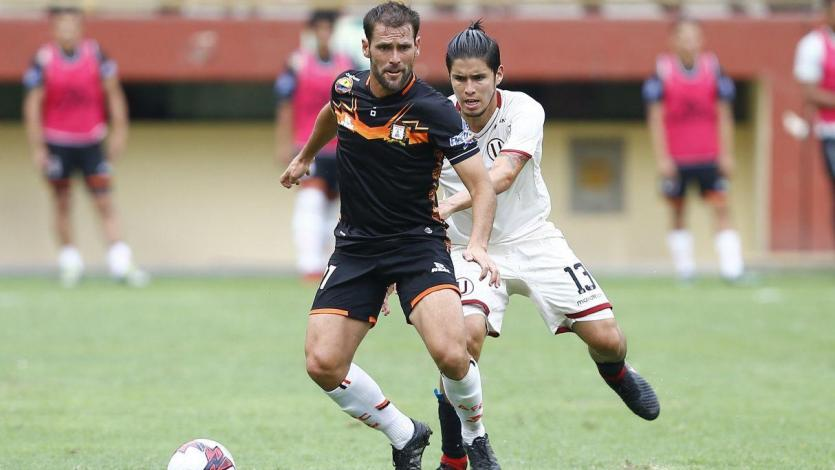 Mauricio Montes, el único peruano entre el Top 3 de goleadores del Clausura