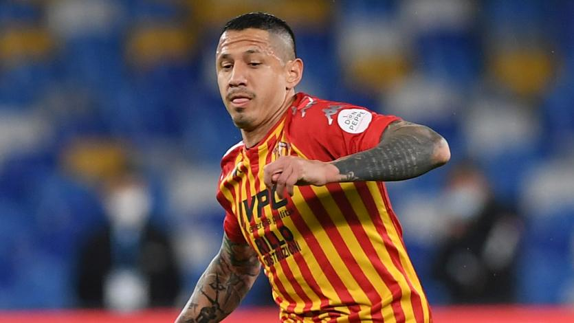 Benevento empezó su pretemporada sin Gianluca Lapadula